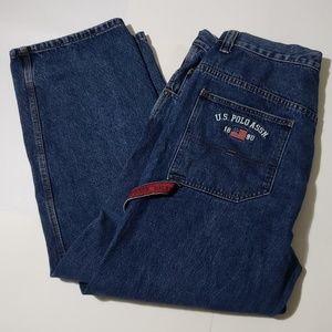 Men's 38 x 30 carpenter jeans